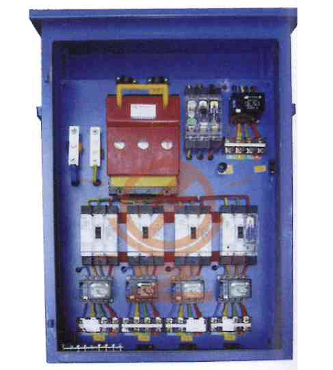 图号063-2a分配电箱 二级箱