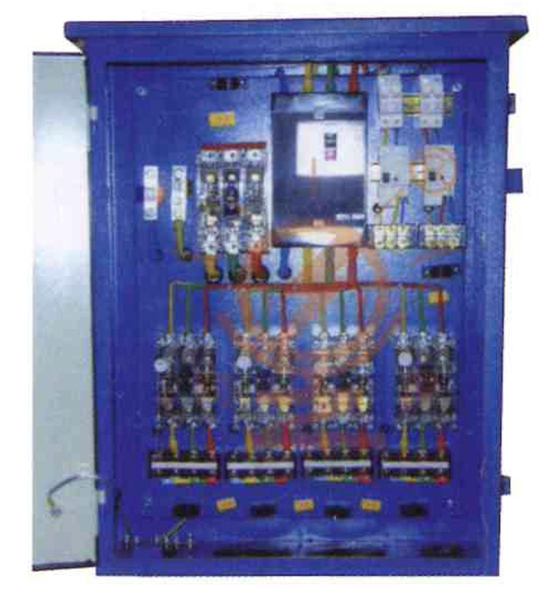 图号054-1分配电箱 二级箱